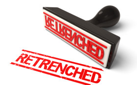How to handle the unexpected news of retrenchment