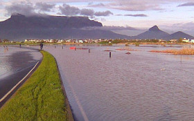 Cape Town Tourism to probe why tourists were caught in flash floods