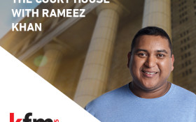 Season 2 of 'What's Happening at the Courthouse' with producer Rameez Khan