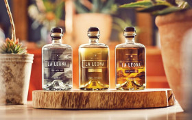Local 100% Agave spirits, La Leona, inspired by Mexico but made in SA