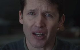 [WATCH] James Blunt breaks down in heartbreaking video starring his dying father