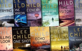 A look into the creative process of prolific Jack Reacher author