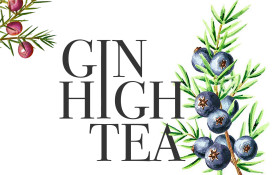 Ladles of Love Gin High Tea