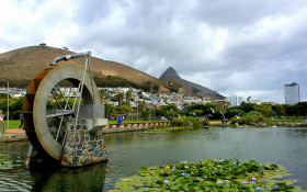 The beauty of Green Point Park