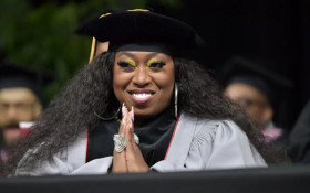 Missy Elliott is first hip-hop artist to receive honorary doctorate from Berklee
