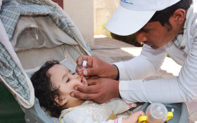 Are your child's vaccinations up to date?