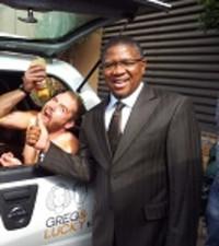 Mbaks visits the Bakkie Bros