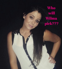 Who is the man for Wilma?