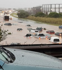 [PICS AND VIDEOS] Heavy storms hit parts of KwaZulu-Natal