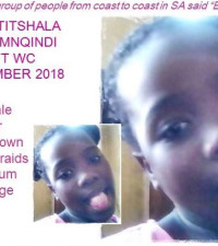 Pink Ladies appeal to public to help find missing Linathi Titshala