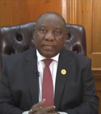 Ramaphosa: Monday marks a milestone for South Africa