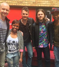 947 Crew hangs out with The Fray