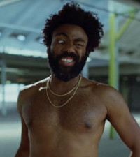 There's mixed feelings about Gambino's track 'This is America' says Arts writer