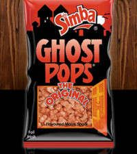 Turns out that a lot of South African's are trying to track down Ghost Pops