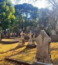City of Johannesburg running out of burial space