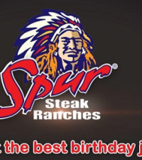 Bianca gets her Spur Birthday Song!