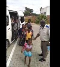 Driver arrested for transporting 58 pupils, DoE asked to provide safer transport