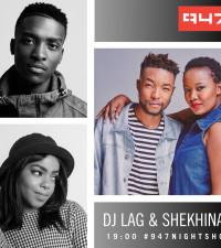 947 - Shows - Coca-Cola Top 40 JHB with Zweli [#CokeTop40JHB]