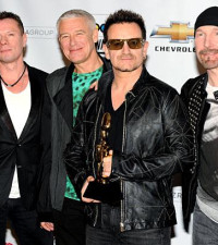 U2 Album Slated for Early 2014 Release