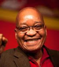 Jacob Zuma mistake