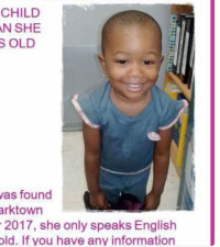 Authorities yet to track down family of girl (2) found in Parktown