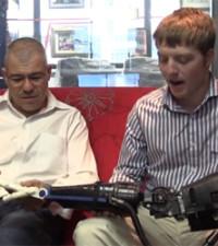 Robotic arm to change the world of prosthetics!