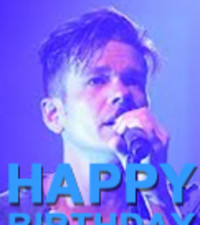 Happy Birthday Nate Ruess!