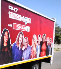 The 947 and SPAR Truck of Love