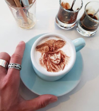 Could you bring yourself to drink this coffee?