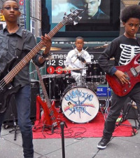 Meet the 13-year-olds with a Sony record deal