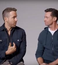 Did Ryan Reynolds and Hugh Jackman just end their feud for good??