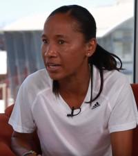 [WATCH] Road runner Noleen Conrad says running solved her chronic asthma