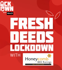 #FreshDeeds with Honeycomb BEE Ratings come together to help families in need