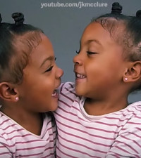 These twins will melt your heart!