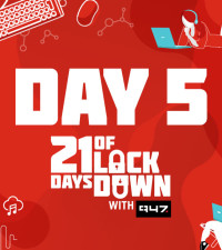 Day 5: Fresh's Things To Do during lockdown 21 SA