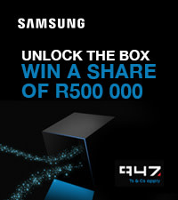 The First Samsung Unlock The Box Winner