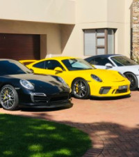[WATCH] Local billionaire buys son Porsche as reward for passing matric
