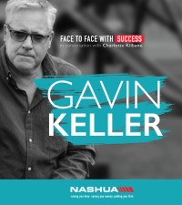 Face to face with Gavin Keller
