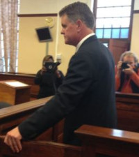 Accused wife killer Jason Rohde's trial postponed due to his mental condition