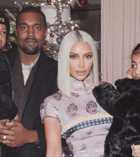Kanye West, Kim Kardashian West don't have name for new baby