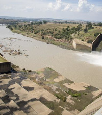 Drop in Vaal Dam's water levels alarming, says DWS