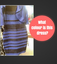 What colour is this dress?