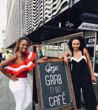 Healthy affordable food eateries in and around Jozi