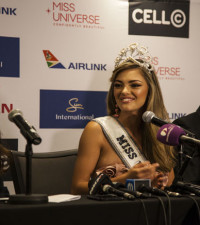 [WATCH] One-on-one with Miss Universe Demi-Leigh Nel-Peters
