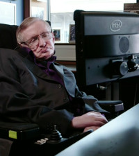 The #NakedScientist pays tribute to Stephen Hawking