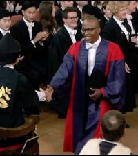 #947HumanGem: Dr. Vuyane Mhlomi, from Khayelitsha to Oxford