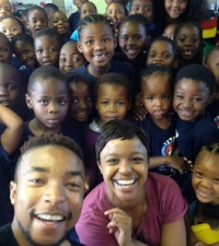 World Food Day: 947 Crew visit Afrika Tikkun Centre