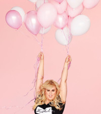 Rebel Wilson launches a plus-size clothing line