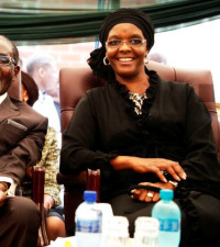 Grace Mugabe used normal passport and can't enjoy diplomatic immunity
