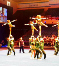 Team South Africa kill it at the ICU World Cheerleading Championships